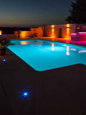 Outdoor Home Swimming Pools
